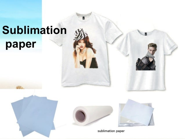 Sublimation Papers
