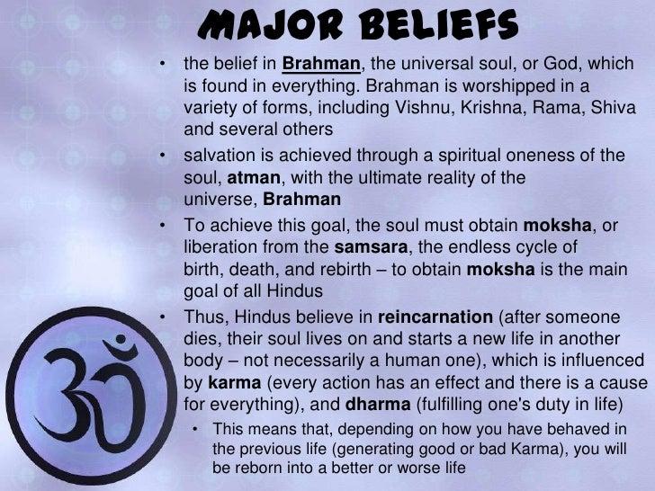 Belief In Reincarnation In Hinduism - Info