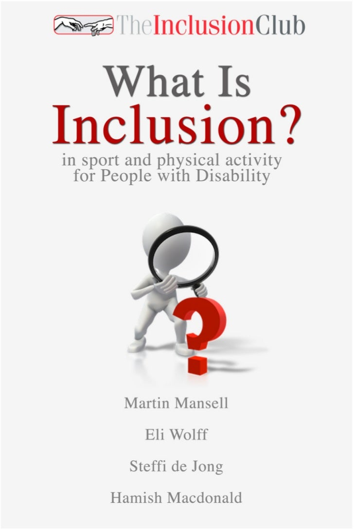 What isinclusion