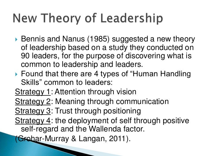 different definitions of leadership Many different definitions of trust are found in organizational behavior literature but they all refer to similar,  leadership and organizational trust.