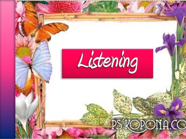 What is listening.deyka.ingrid