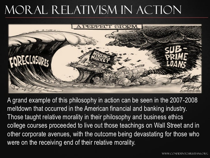 relativist morality is unfair discuss Moral relativism is an important topic in metaethics it is also widely discussed outside philosophy (for example, by political and religious leaders), and it is controversial among philosophers and nonphilosophers alike.