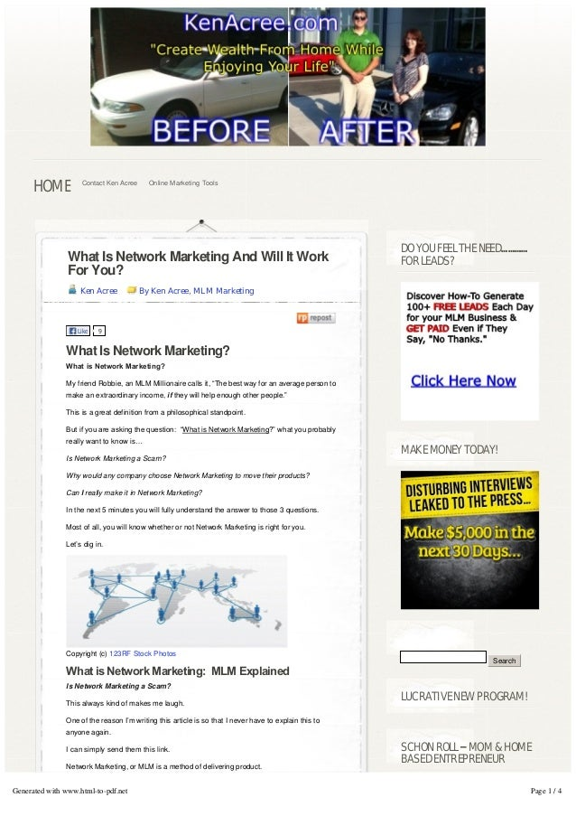 DO YOU FEEL THE NEED…………FOR LEADS?MAKE MONEY TODAY!SearchLUCRATIVE NEW PROGRAM!SCHON ROLL – MOM & HOMEBASED ENTREPRENEURWh...