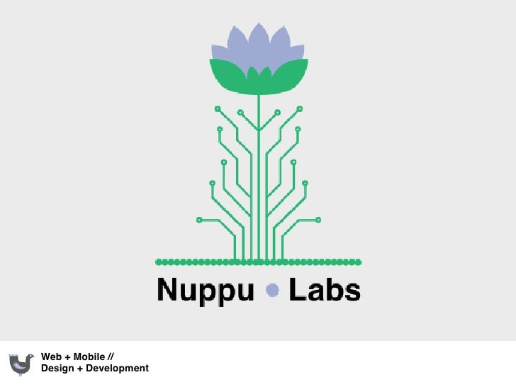 What is Nuppu Labs?