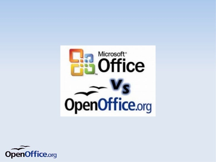What is open office and its advantages over ms office - Open office vs office libre ...