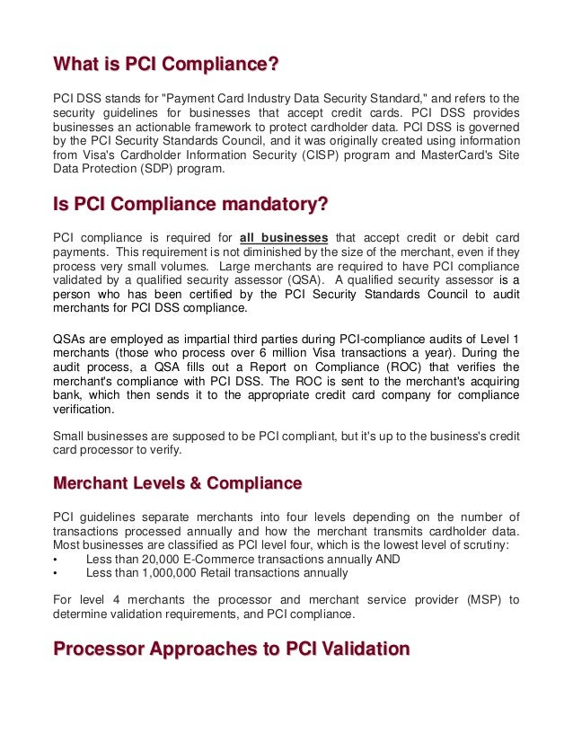 """WWhhaatt iiss PPCCII CCoommpplliiaannccee??PCI DSS stands for """"Payment Card Industry Data Security Standard,"""" and refers t..."""