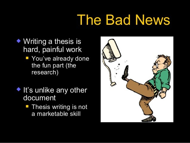 Choose a Thesis Statement for Your Essay