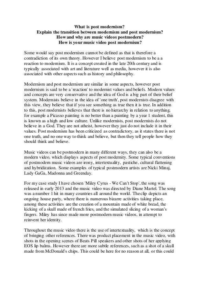 English extended essay