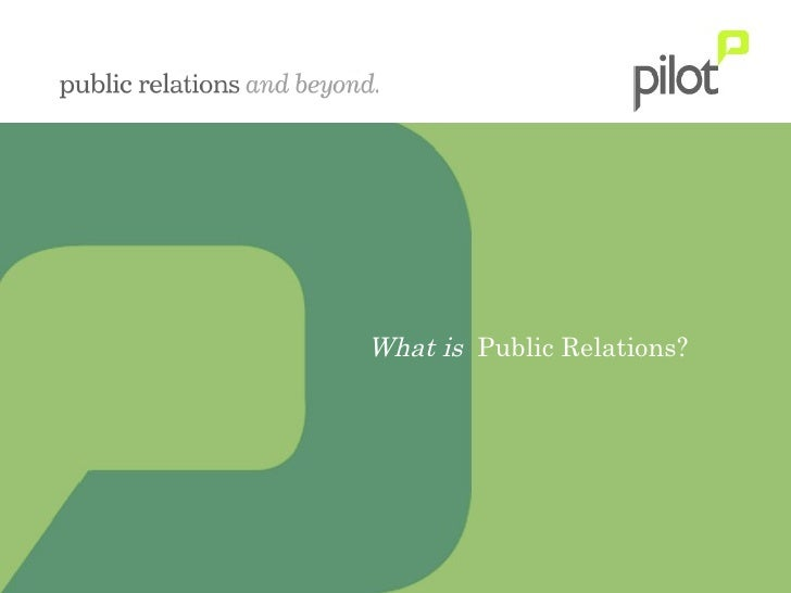 What Is Pr 060404