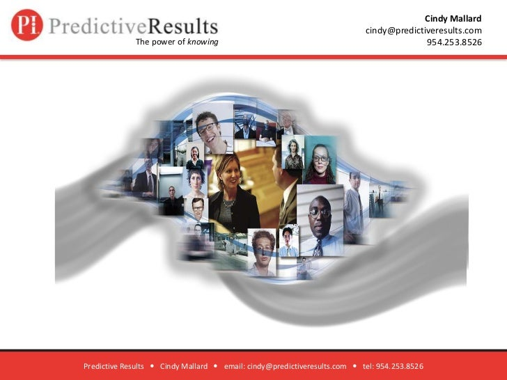 What Is Predictive Index