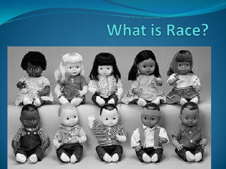 What is Race?<br />