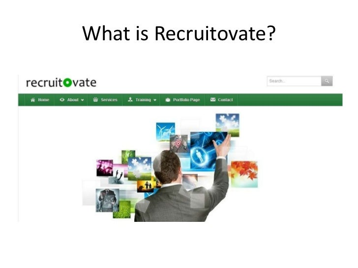 What is Recruitovate?