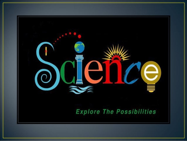 Lecture 1: What is Science