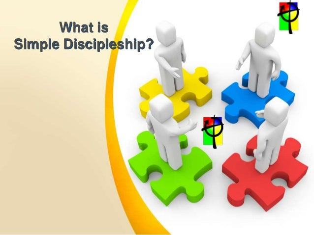 What is Simple Discipleship?