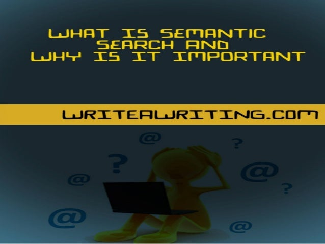 What is semantic search and why is it important