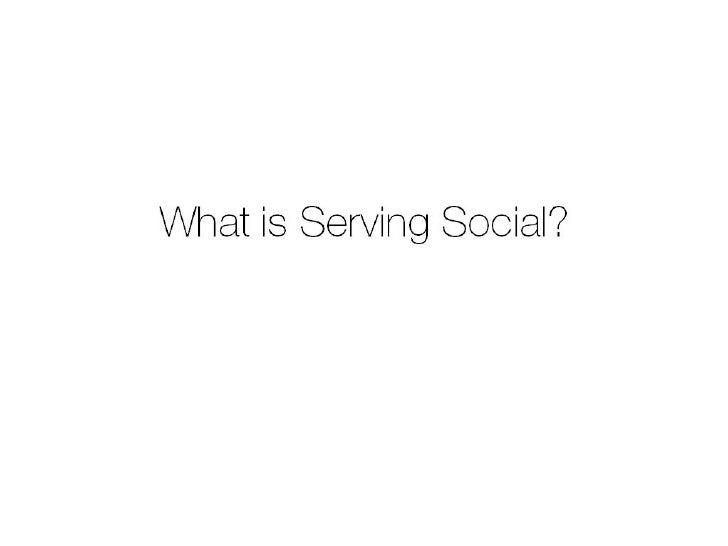 www.servingsocial.com.   Taughnee Stone  Marianne Richmond