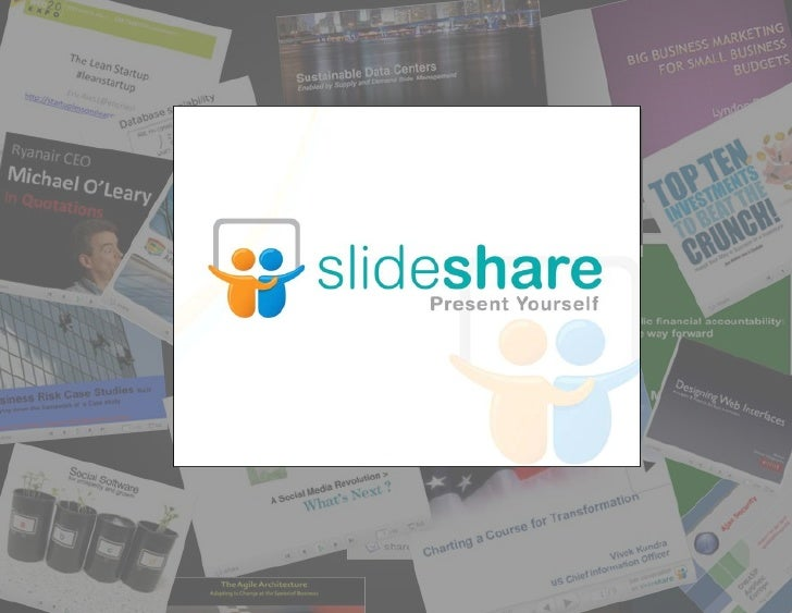 What is SlideShare May 18