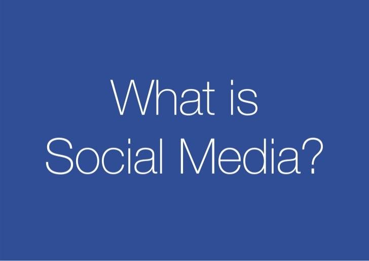 Humanising Social Media