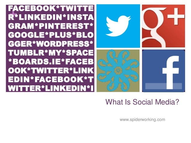 What Is Social Media And What Is It For?
