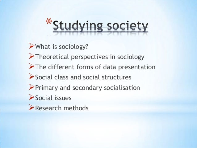 soc 120 sociological research methods