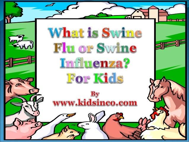 What Is Swine Flu Or Swine Influenza? For Kids