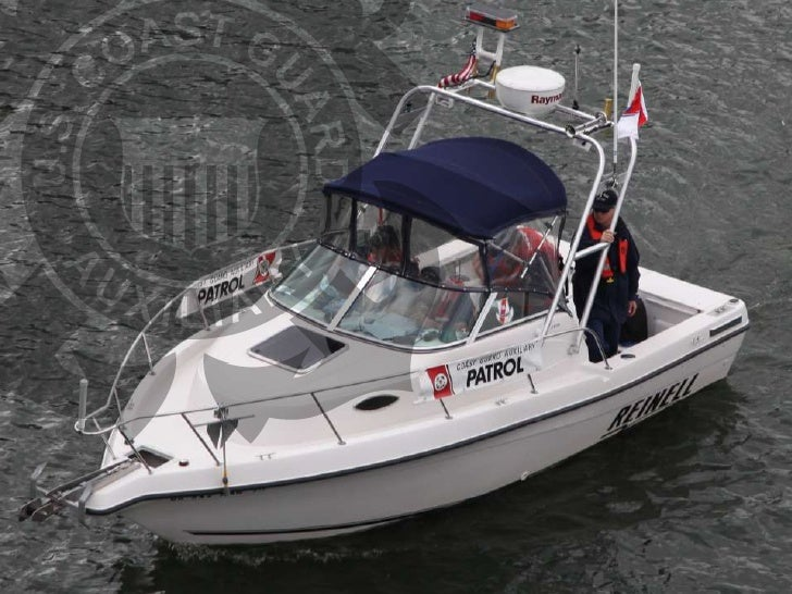 What Is The Auxiliary - Flotilla 76