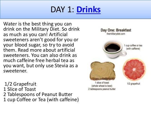 3 Day Military Diet Review