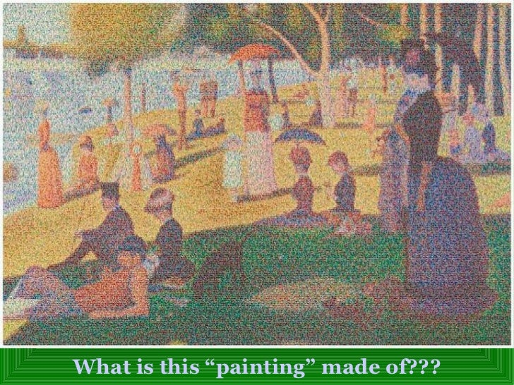 """What is this """"painting"""" made of???"""