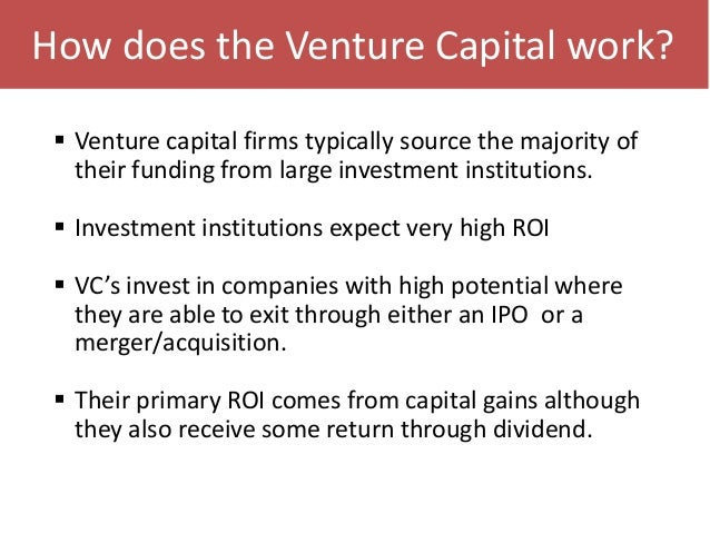 venture capital essay This morning i woke up to a particularly strange piece of venture capital  performance art in the form of a very long essay by benchmark's bill.