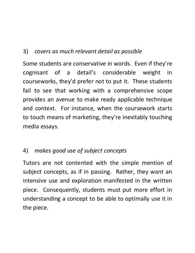 Advertisement essays
