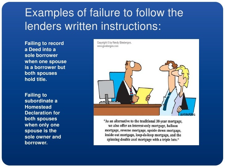 failure to follow instructions essay The importance of following directions in the importance of following directions in school essay school in which the applicant failure to follow directions.