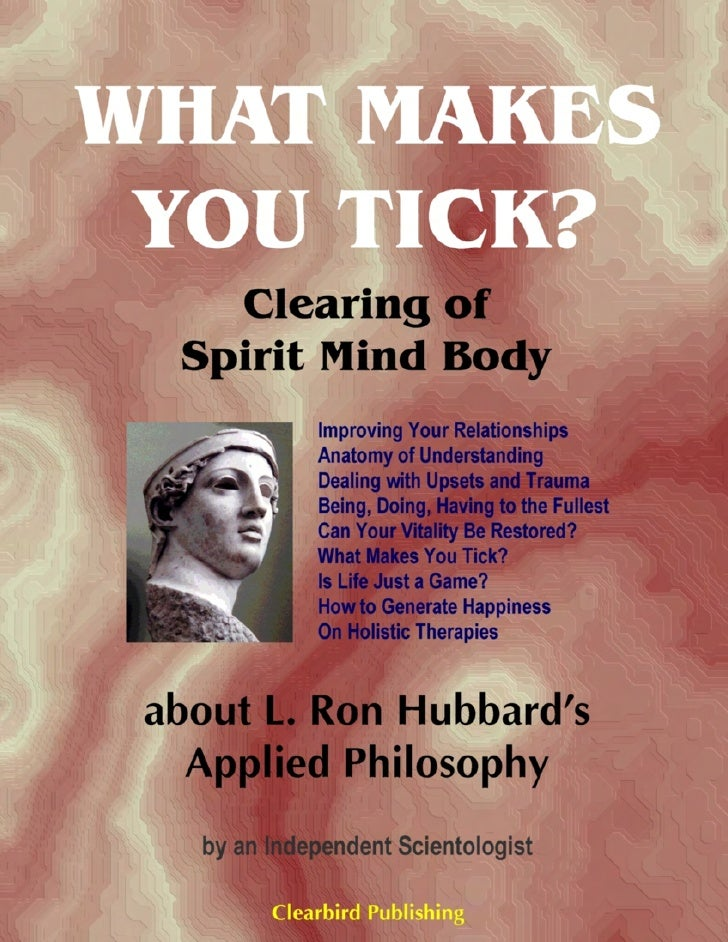 C. Bird:     What Makes You Tick?    Clearing of Spirit Mind Body        © 2008 by Clearbird Publishing. Cover art by Joan...
