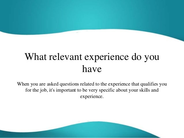what experience do you have that How do i get a job that requires sap experience, without a sap experience  once you have this experience working your  what you can do is study as.