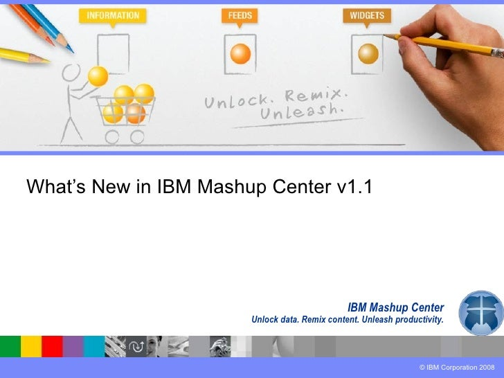 What's New in IBM Mashup Center v1.1