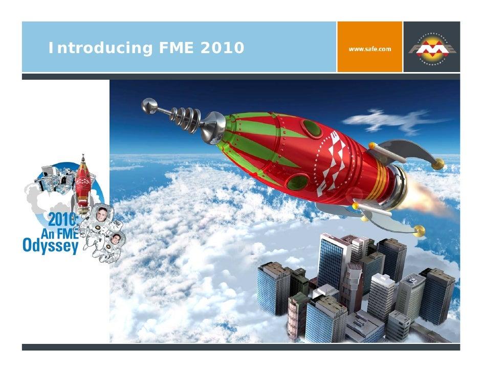 Whats New in FME Desktop 2010