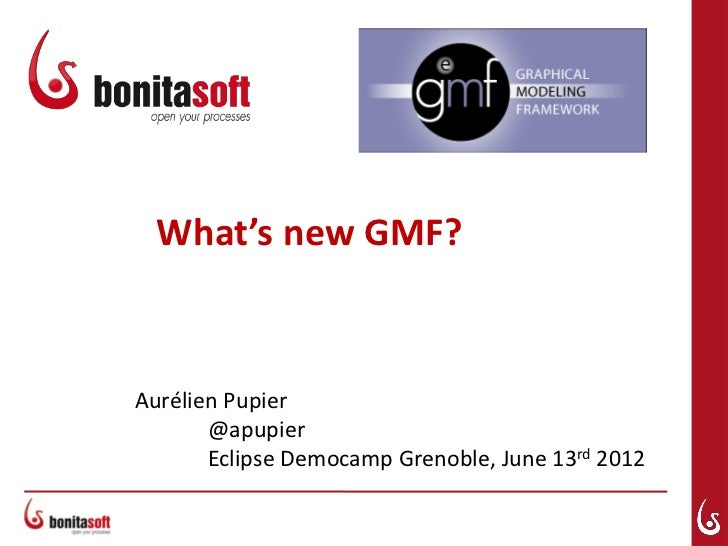 What's new GMF for Juno?