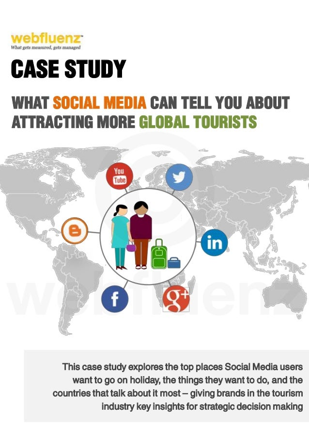 What social media can tell you about attracting more global tourists? A webfluenz case study