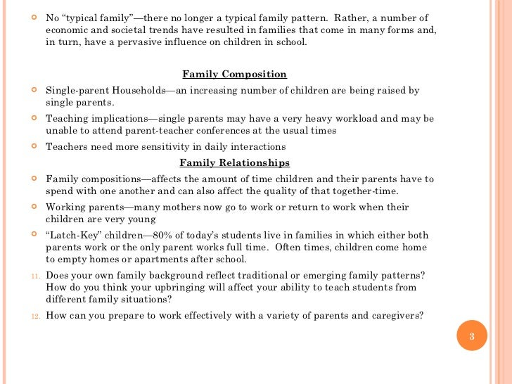 Write my essay about family problems