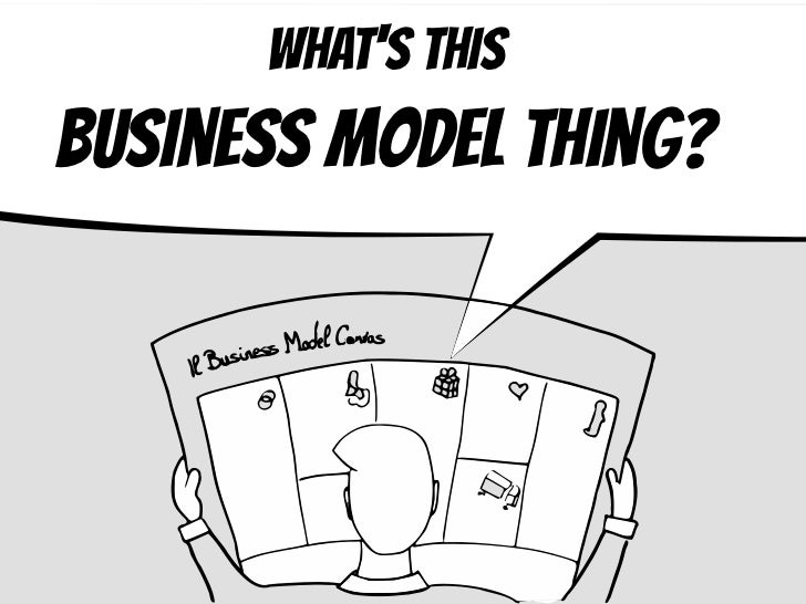 Whats thisBusiness Model thing?