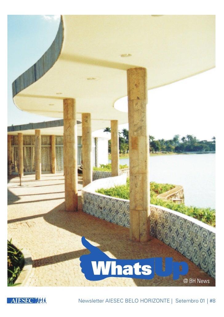 Newsletter AIESEC BELO HORIZONTE | Setembro 01 | #8