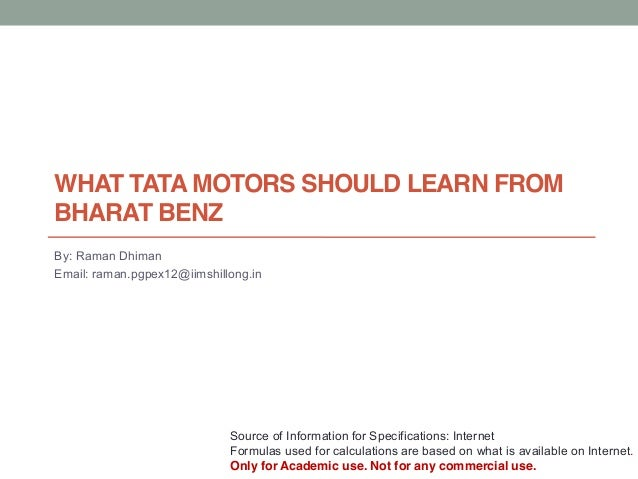 literature review on training and development of tata motors So, every organization needs to study the role, importance and advantages of training and its positive and analyses the literature findings on importance of training and development and its relation with the (source: aswathappa, k human resource and personnel management, new delhi: tata mcgraw-hill publishing.
