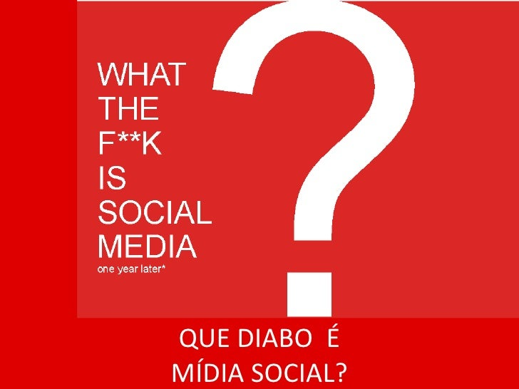 What The F Is Social Media Legendado