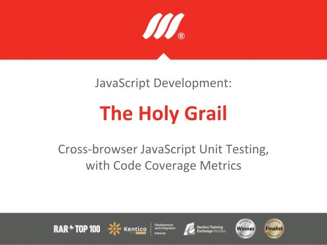 What the HTML? - The Holy Grail