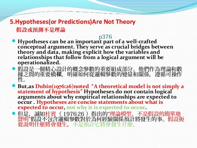 hypothetical paper Predictions (operational hypothesis) sample apa paper 7 everything that some other investigator would need in order to replicate the study must be.