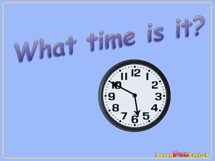 What time is_it