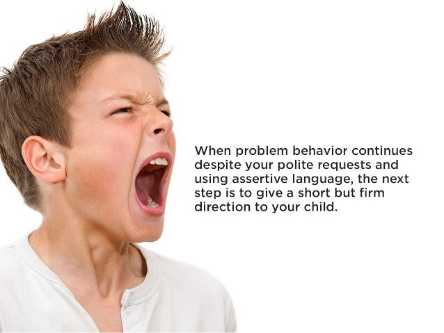 how to get your child to stop yelling at you