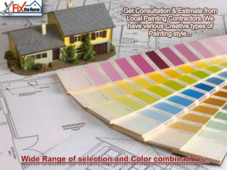 What to Expect When Working with Local Painting Contractors
