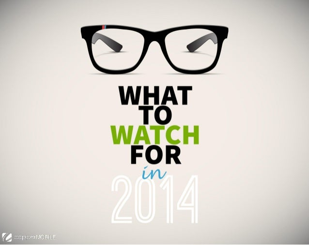 2013 has come to an end. As we usher in the new year, we wanted to share eight predictions for the year ahead. Hopefully, ...