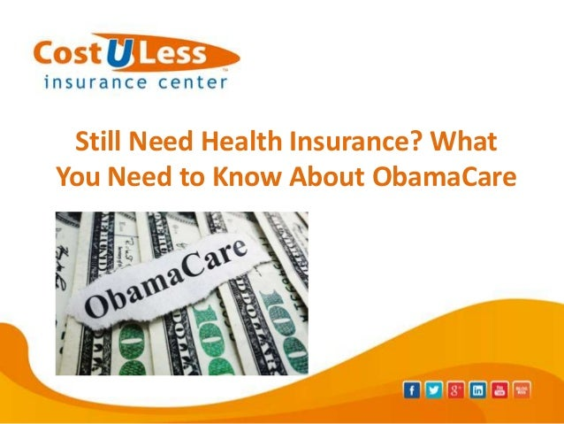 What You Should Know About Obamacare 2014