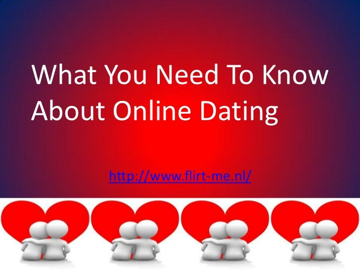 What would you do online dating